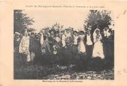 21 - COTES D'OR / Beaune - Société Des Montagnards Beaunois -  Beau Cliché Animé - Défaut (plis - Voir Flèches) - Beaune