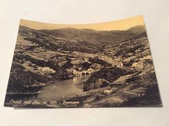 CASTEL DELL'ALPI - Panorama - Cartolina FG BN V 1961 - Autres Villes