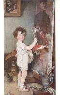 SALON DE PARIS  M.   RONDENAY  COLLABORATION LUXOCHROMIE - Peintures & Tableaux