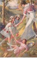 SALON DE PARIS   A.   RENAULT  MONTEE ACCIDENTEE  LUXOCHROMIE - Peintures & Tableaux