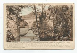 49 - Maine Et Loire - Le Pont Barré A Beaulieu , Guerre De Vendée 1793 Ed Chrétien Angers - Angers