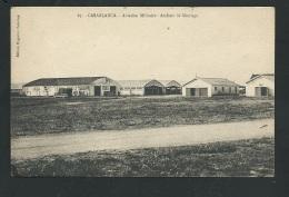 Casablanca -   Aviation  Militaire - Ateliers De Montage  - Obf0802 - Casablanca