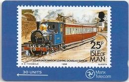 Isle Of Man - I.O.M.R. Hutchinson - Stamps - 4IOMD - 1989, 8.376ex, Used