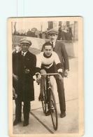 Coureur à Identifier  -  En L' état - Lire Descriptif  - CYCLISME - 2 Scans - Cycling