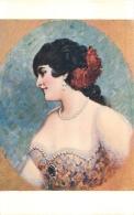 SALON DE PARIS  L.  BEROUD  PAQUITA   LUXOCHROMIE - Peintures & Tableaux