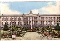 SAINT-ANDRE-les-LILLE: Hôpital Psychiatrique, Cour D'honneur Et Bâtiment Central - France