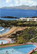 Spagna - Fotografia LANZAROTE, HOTEL LOS FARIONES, PLAYA - PERFETTA N18 - Riproduzioni