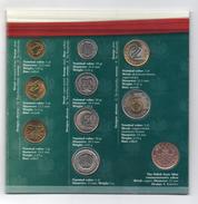 Polonia - 10 Monete Anni Vari - 1994 - 1995 - 2003 In Custodia (Vedi Foto) - Polonia