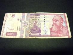 ROUMANIE 10000 Lei 1994 , Pick N° 105 , ROUMANIA - Roumanie