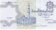 Egypt - Pick 57i - 25 Piastres 2008 - Unc - Egitto