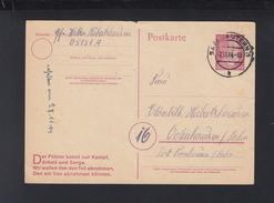 Dt. Reich GSK 1944 Saarlautern - Brieven En Documenten