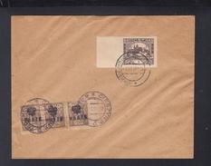 Poland Cover Cieszyn Tax 1919 (2) - ....-1919 Provisional Government