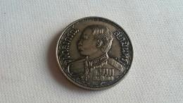 Monnaie Du Cambodge En Argent 17,05 Grs Et 31 Mm - Cambogia
