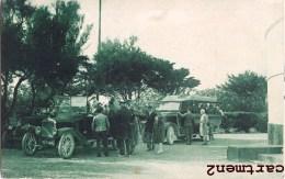 ILE D'OLERON CARS D'EXCURSION AU PHARE DE CHASSIRON AUTOMOBILE AUTOBUS 17 - Ile D'Oléron