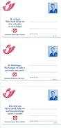 1998 - 3 X CA/AV 33  Post Generale Bank / Générale De Banque - 3 Talen/3 Langues (2 Scans) - Addr. Chang.