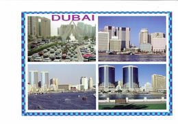 Cpm - DUBAI - United Arab Emirates - N°350 - Multivues - Fifiya TRDG Est - Dubai