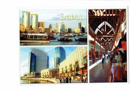 Cpm - DUBAI - United Arab Emirates - N°234 - Awni - Multivues - Tour ROLEX - Dubai