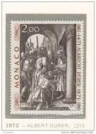103114)monaco  1972 Serie Completa Nuova  **  Albert Durer