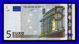 "5 EURO ""N""AUSTRIA Firma DUISENBERG  F002 J5   SEE SCAN!!!!!! - EURO"