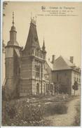 Courcelles-Château De Trazegnies-Aile Ouest Exécutée En 1854 Par Feu L'architecte Beyaert-(SÉPIA) - Courcelles
