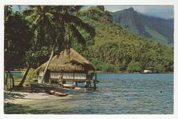 *b* - Hotel AIMEO, PAO PAO, MOOREA - édit. Veronese - édit. Sincere - Format 9 X 14 Cm - Polynésie Française