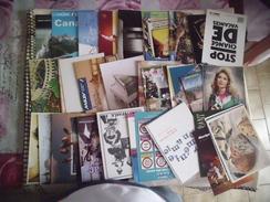 LOT DE 45 CARTES ...PUBLICITE - Cartoline