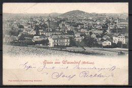 Allemagne, Gruss Aus Warnsdorf (Böhmen) - Boehmen Und Maehren