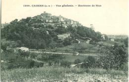 1299. CAGNES (A.M) - Vue Générale - Environs De Nice - Cagnes-sur-Mer