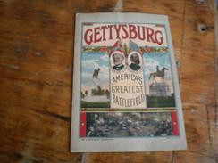 Gettysburg Americas Greatest Battlefield  Made In USA - Books, Magazines, Comics
