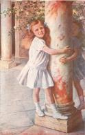 SALON DE PARIS  A.  AUBLET  CACHE CACHE LUXOCHROMIE - Peintures & Tableaux