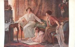 SALON DE PARIS  T.  TOLLET LE COIN PREFERE   LUXOCHROMIE - Peintures & Tableaux