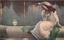 SALON DE PARIS  L.  TESSIER  REFLETS  LUXOCHROMIE - Peintures & Tableaux