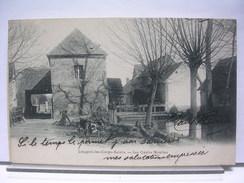 80 - LONGPRE LES CORPS SAINTS - LES QUATRE MOULINS - DOS SIMPLE - 1905 - Autres Communes