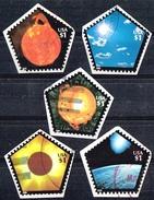 (S-396) EXPLORACION DEL SISTEMA SOLAR 2000 - Exploring The Solar System. Complet Set Used - Estados Unidos
