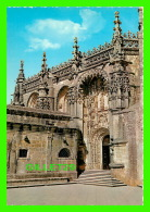 TOMAR, PORTUGAL - CONVENTO DE CRISTO - COUVENT DE CRIST - - Santarem