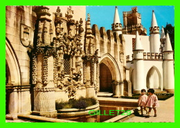 TOMAR, PORTUGAL - JANELA MANUELINA - LES FENÊTRE MANUELINE DU COUVENT CRIST - - Santarem
