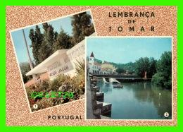 TOMAR, PORTUGAL - LEMBRANÇA DE TOMAR - LA PISCINE - LE NABAO - - Santarem