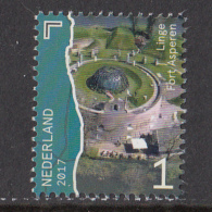 Nederland - Mooi Nederland 2017 - Beek- En Rivierdalen - De Linge - Fort Asperen - MNH - Periode 2013-... (Willem-Alexander)