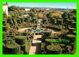 CASTELO BRANCO, PORTUGAL - JARDIM DO ANTIGO PAÇO - JARDIN DE L,ANCIEN ÉVÊCHÉ - - Castelo Branco
