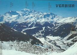 Verbier. Valais  Switzerland.  # 05519 - VS Valais