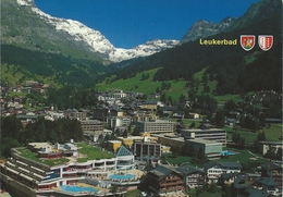 Leukerbad - Loèche-les Bains    Switzerland.  # 05520 - VS Valais