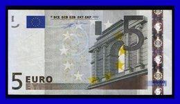 "5 EURO ""N""AUSTRIA Firma DUISENBERG  F003 C4   SEE SCAN!!!!!! - EURO"