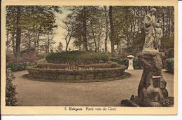 EDEGEM:  Park Van De Grot - Edegem