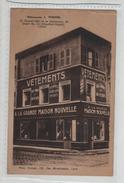 Carte Postale Lyon Vêtements Moutal Guillotière Sébastien Gryphe A La Grande Maison Nouvelle - Autres