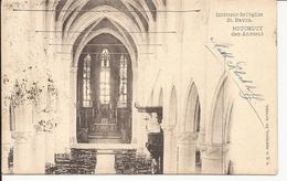 BOECHOUT: Intérieur De L'église St. Bavon - Boechout