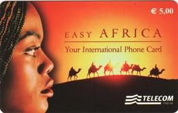 *ITALIA - EASY AFRICA (AFO)* - Scheda Usata - Italia