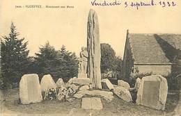 A-17-2066 : MONUMENT AUX MORTS DE LA GRANDE-GUERRE 1914-1918. PLOZEVET - Plozevet