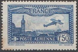 France Aérien 1930  N° 6 SG (*) Légères Rousseurs  (D25) - Poste Aérienne