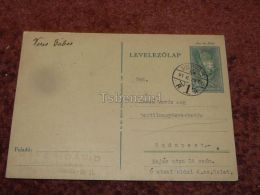 Ungvár Uzshorod Mayer Dávid Textiláruház Ukraine Budapest Hungary Postcard Carte Postale Ansichtskarten 1941 - Ukraine