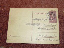 Érsekújvár Nove Zamky Slovakia Budapest Hungary Postcard Carte Postale Ansichtskarten 1942 - Eslovaquia